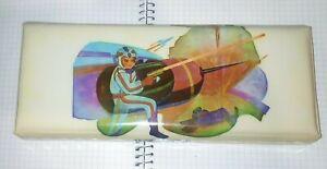 Vintage school pencil case 1985