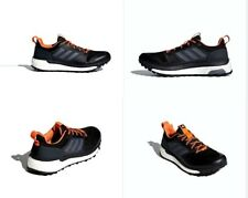 f9c4e77fc03 adidas Supernova Trail Running Shoes Carbon   Orange Mens Size 9.5 CG4025