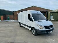 2012 MERCEDES SPRINTER LWB NO VAT