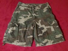 Men's Rothco-Infantry Utility Short Camo Shorts Regular Standard Size 31-35