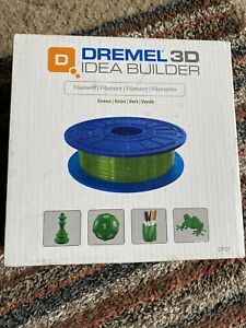 Dremel 3D Idea Builder Filament New - Green