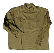 Reproduction Soviet World War 2 M43 Tan Shirt size 50 inch chest