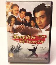 TRUNG HOA DAI TRUONG PHU Phim Bo Hong Kong Tau 8 DVD Chinese Vietnamese Movie