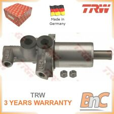 BRAKE MASTER CYLINDER BMW OPEL TRW OEM 34336772930 PMH587 GENUINE HEAVY DUTY
