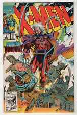 X-Men #2 (Nov 1991, Marvel) [Magneto] Chris Claremont, Jim Lee j