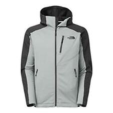 The North Face Tenacious Hybrid Hoodie Jacket (XL) Moonmist Gray/Fusebox Gray 76