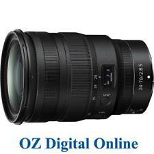 New Nikon NIKKOR Z 24-70mm f/2.8 S Mirrorless Lens Z6 Z7 Z Mount 1 Year Au Wty