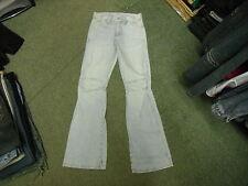 """G-Star Comwood vaqueros de cintura 27"""" pierna 34"""" luz azul se desvaneció Hombres Jeans"""