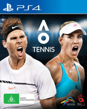 Sony PlayStation 4 Tennis Video Games