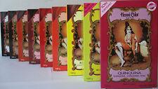 Hennè Color Pflanzen-Haarfarbe Henna Färbepulver ohne PPD  4,39€-5,47€/100g
