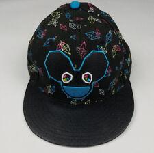ee41f49530c Deadmau5 Mens Snapback Hat Dead Mouse Graphic Cap