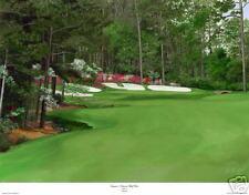 Augusta National Golf Club  Amen 13  'Rae's Creek'  Giclee print 11 x14