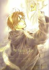 """Harry Potter Doujinshi """" The Invisible Wing """""""