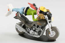 """MOTO 1/18  HONDA 750 seven fiftie  JOE BAR TEAM  """" Steph  """" RESINE"""