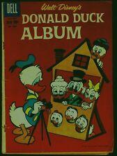 Dell Four Color Comics Walt Disney's Donald Duck Album #1099 Vg 4.0