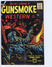 Gunsmoke Western #37 Atlas 1956