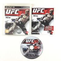 UFC Undisputed 3 PS3 / Jeu Sur Playstation 3 Complet
