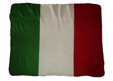 """Italy Italian Country Flag 50x60 Polar Fleece Blanket Throw 50""""x60"""""""