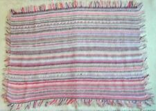 Unbranded Knitted Synthetic Nursery Blankets & Throws