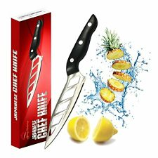"6"" Professional Chef Knife Japanese Stainless Steel Chef's Top Quality FAST SHIP"