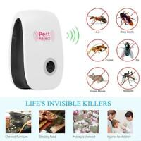 Ultrasonic Electronic Insect Repellent Anti Pest Mouse Mosquito Rejector Killer