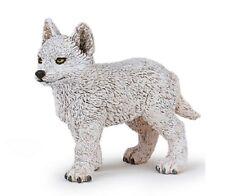 Papo 50228 Junger Polarwolf 6 cm Wildtiere Neuheit 2018