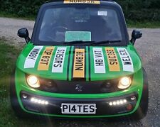P14TES - PLATES Cherished Registration, Private Number PLATE - Also See NUM83R