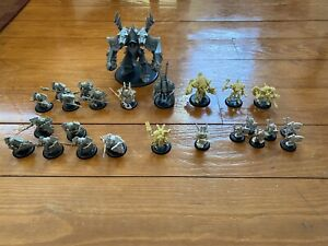 Warmachine Protectorate Of Menoth Lot
