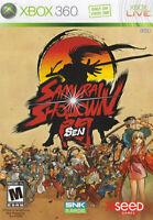 Samurai Shodown Sen New Xbox360
