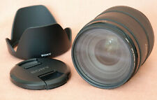Sony SAL 16-50mm f/2.8 Lens for Sony A-mount w/UV Lens & Hood - Mint Condition!