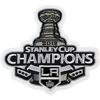 2012 NHL Stanley Cup Final Champions L.A Los Angeles Kings Jersey Patch Logo