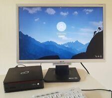 ESPRIMO Q910/Core i5/4 GB/320 GB HDD/Brenner/HD/WiFi/Windows10/Bluetooth/USB3/DP
