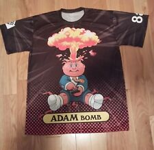 Adam Bomb Fully Sublimated Custom Limited T-shirt ***/100 SIZE: Medium