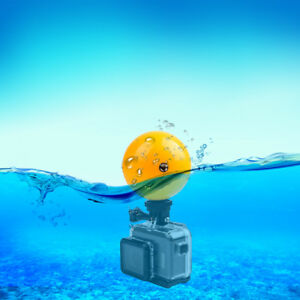 Buoyancy Ball Floating Ball For Camera Accessories Float for   Yellow