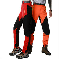 Womens Winter Waterproof Windproof Soft Shell Fleece Warm Snow Ski Hiking Pants