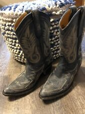 Old Gringo Sz.7 Sanded Shorty Cowboy Boot NWT
