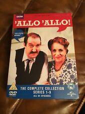 Allo 'Allo - The Complete Collection [1982] DVD BOX-SET