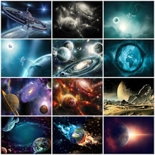 Vliestapete Fototapete Tapete Vlies Kosmos Universum Sterne Planeten MIX027