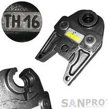 REMS 570460 tenaglie th16/pressbacke TH 16 per tubo di blend pressfittinge