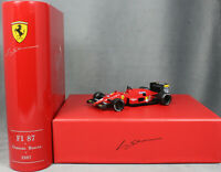 IXO La Storia Ferrari F1/87 Japan Grand Prix Winner 1987 Gerhard Berger SF12/87