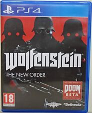 Wolfenstein The New Order - PS4 - Playstation 4