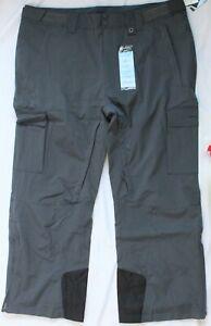 Arctix Men's Size XXL Snowboard Cargo Pants Charcoal Gray Winter Snow Pants