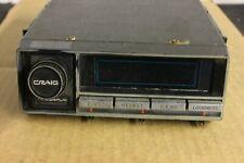 Vintage Craig Power Play Cassette Player
