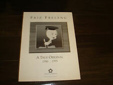 FRIZ FRELENG 1906-1995 tribute ad animator of Twitty Bird, The Pink Panther
