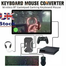 Keyboard Mouse Converter Mobile Phone Gaming Adapter For Android IOS iPhone PUBG