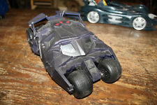 "Batman Batmobile Tumbler Mattel 13"" Dark Knight Electronic Sounds Lights Works"