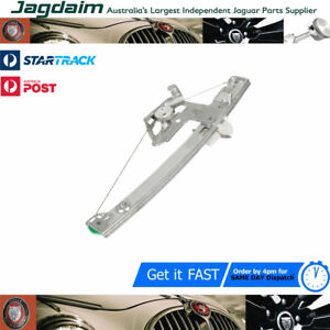New Jaguar S-Type Rear Window Regulator Right Hand XR848095
