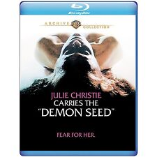 DEMONIO SEED (1977 Julie Christie) - BLU-RAY Sellado Region free para GB