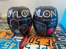 Fabric Dye X2 One Blue & One Black Brand New