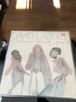 Mint- David Lasley Missin' Twenty Grand EMI Records Shrink Wrap LP